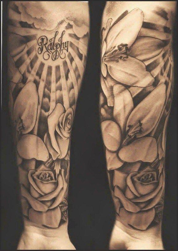 cool forearm tattoos for men women 30 tatoos pinterest. Black Bedroom Furniture Sets. Home Design Ideas