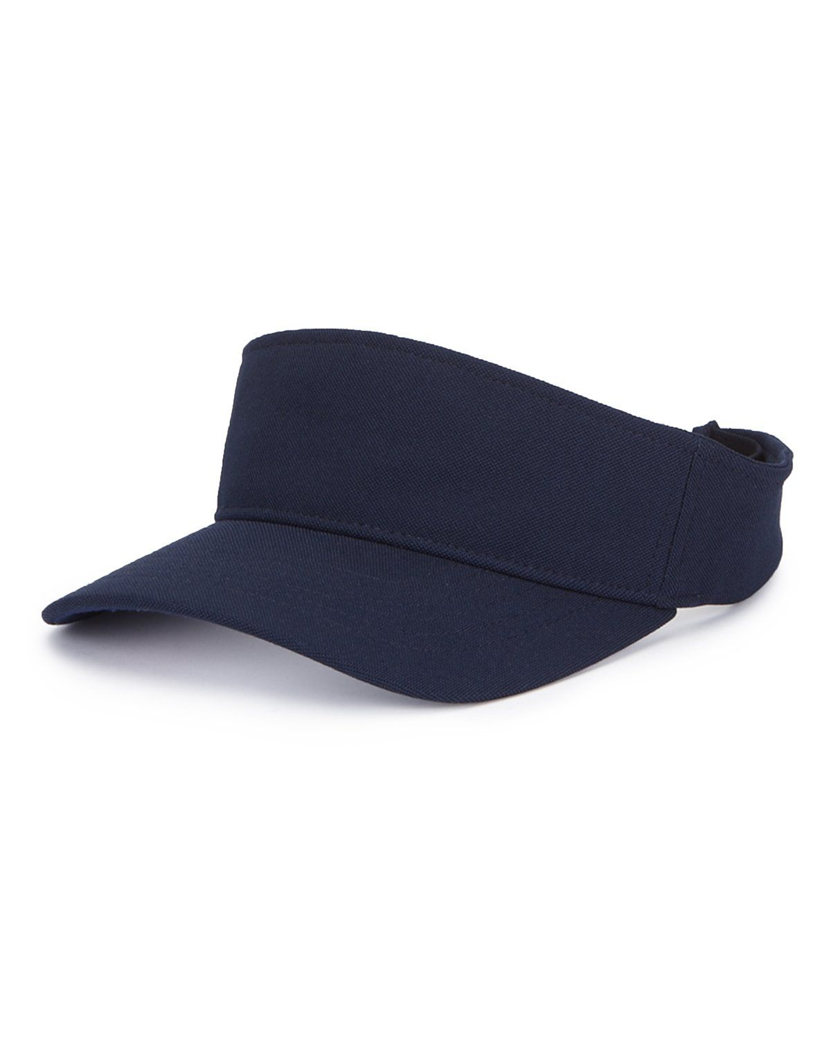 437b5e05d Golf Clothing *** Yupoong Adjustable Flexfit 110 Cool and Dry Mini Pique  Visor Navy OS -- To see better for this thing, visit the image link.