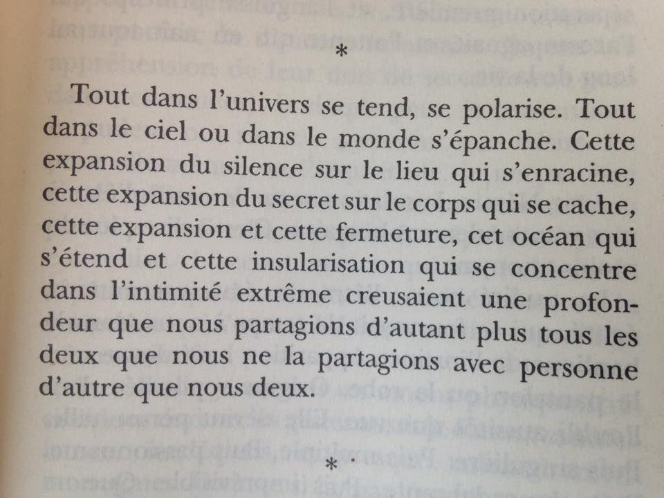 Pascal Quignard Vie Secrète P 47 Citation