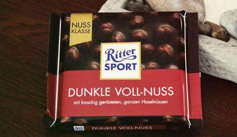 Ritter Sport WeiГџe Voll Nuss