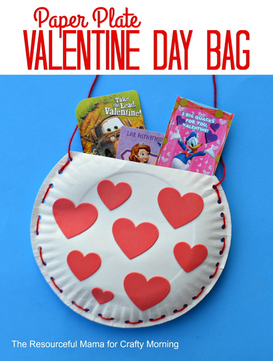 10 Ways to Spoil Your Kids on Valentines DayWithout Candy – Valentine Card Holders for Preschoolers