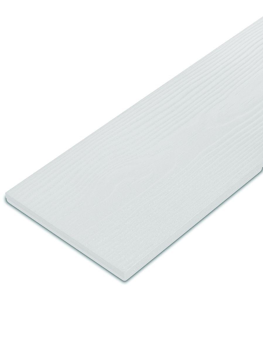 Ivarplank Classic - Facadebeklædning - Hvid