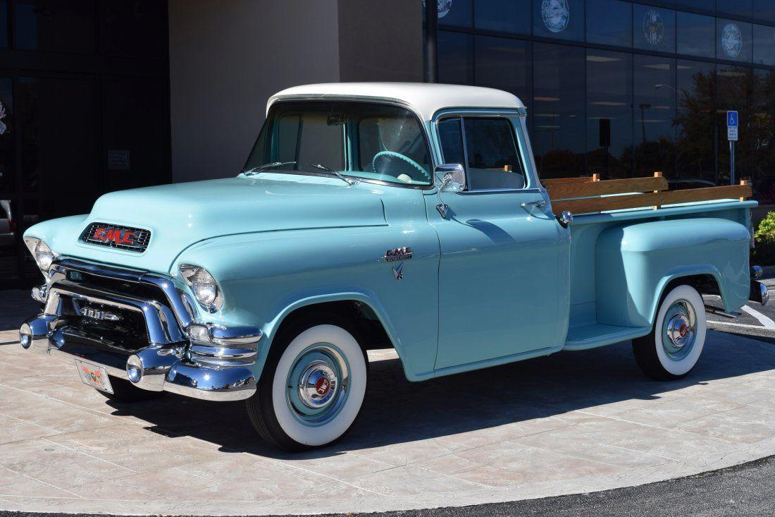 1955 GMC 100 pickup | Cars I love | Pinterest | GMC Trucks, Vintage ...