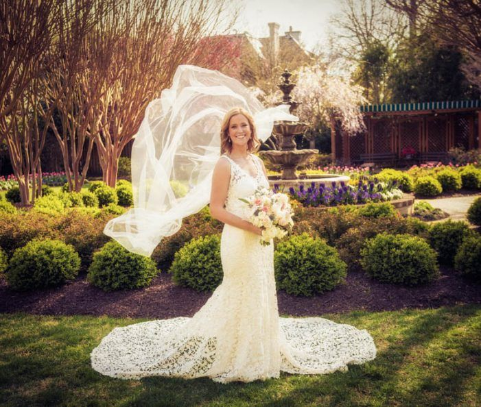 Annapolis Wedding Chapel: Classic Annapolis Maritime Museum Wedding