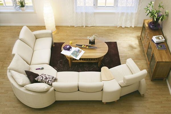 Arion Sectional By Stressless With