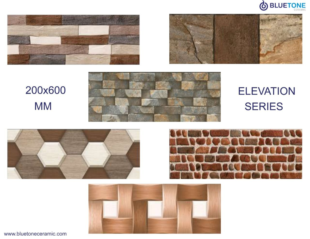 The Majestic Elevation Tiles For Your Outdoors Available In