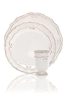 Home Accents® Capri White Capri is an Italian-inspired dinnerware collection featuring embossed and antique detailing throughout each dinnerware piece.  sc 1 st  Pinterest & Home Accents® Capri White Capri is an Italian-inspired dinnerware ...