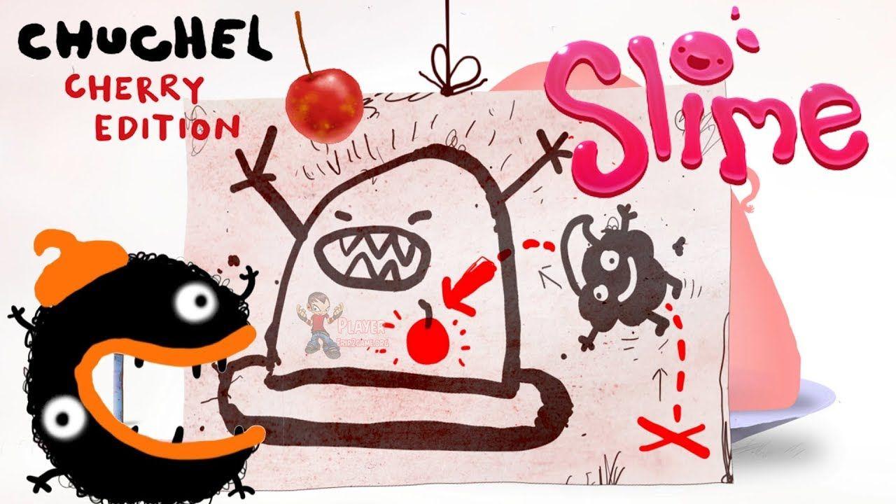 Chuchel Vs Slime Animation Video Walkthrough Gameplay