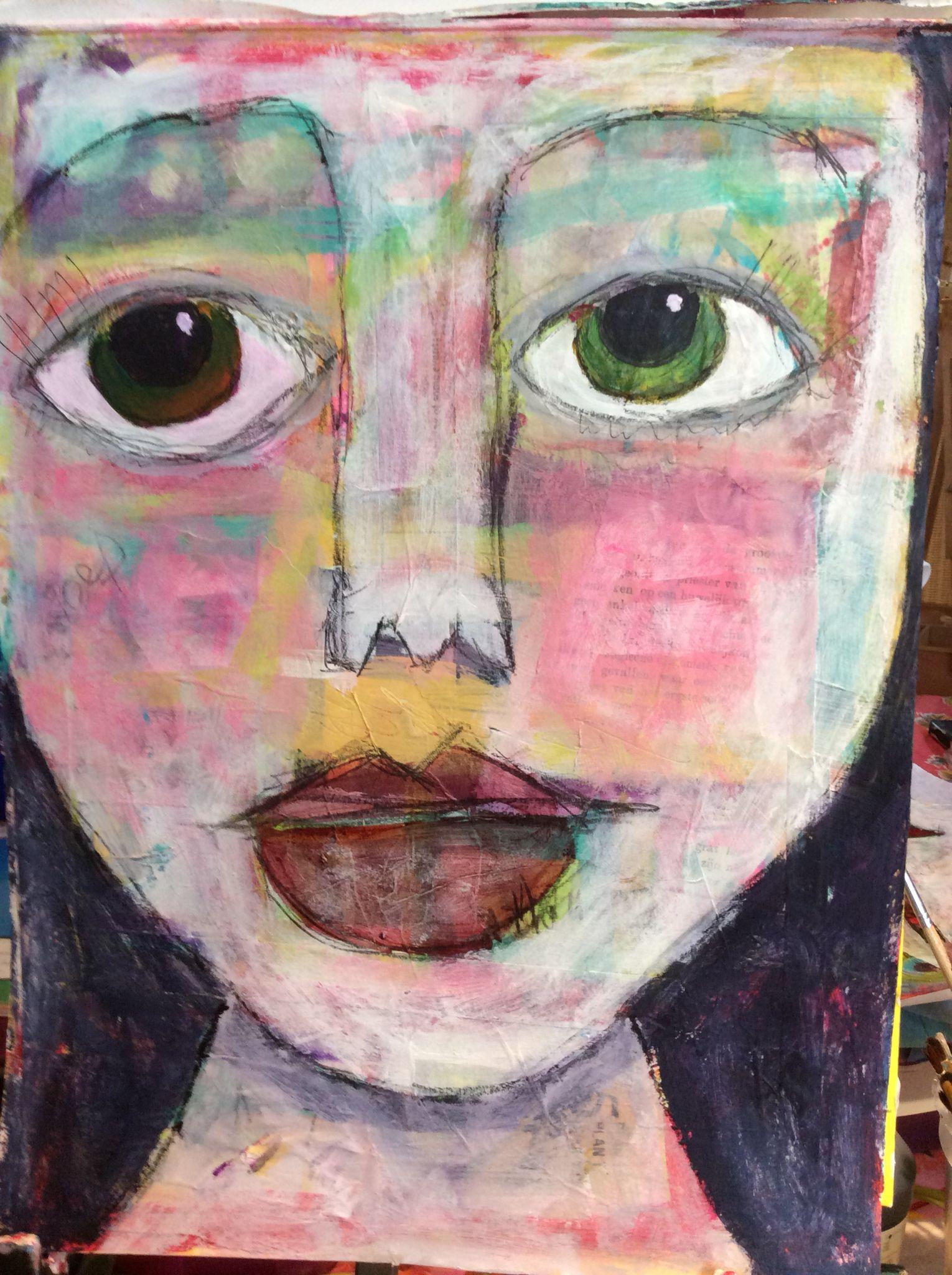 From my art journal art art journal my arts