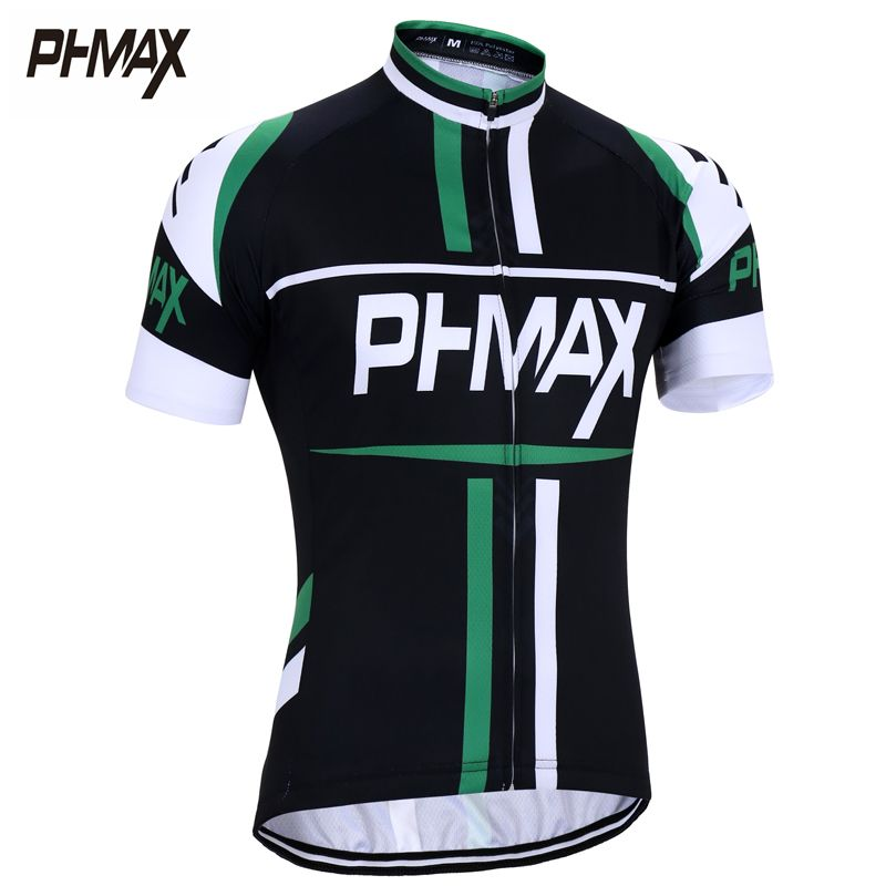 PHMAX Breathable Cycling Jersey Summer Racing Bicycle Clothing Ropa Maillot  Ciclismo MTB Bike Clothes Sportswear   ea8add62d