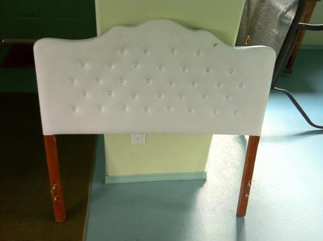 Diy Recover A Fabric Headboard Furniture