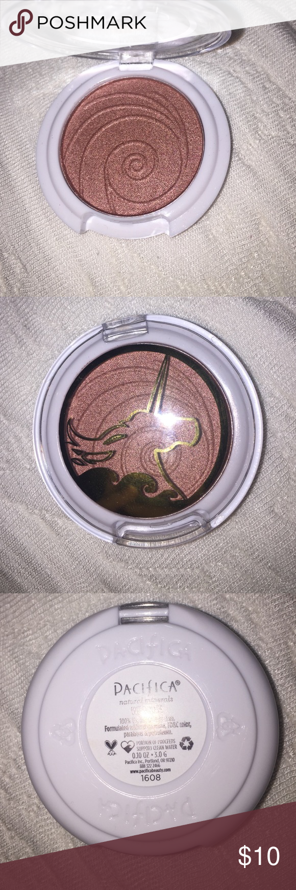 Blush WILLING TO REDUCE OFFER Nice shade of blush! Worth the money I love this but I bought too many. Makeup Blush