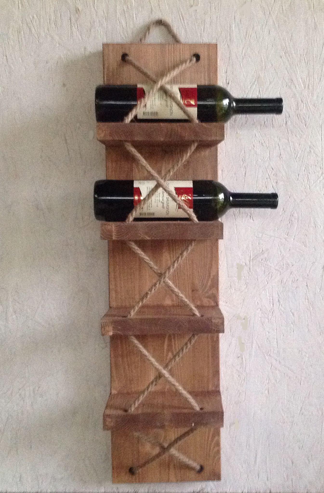Photo of Wine Rack / Towel Rack