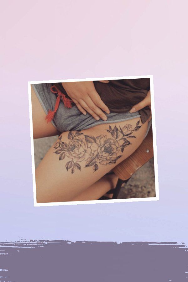 Photo of Cool – Oberschenkel Tattoo Ideen – Teil 2