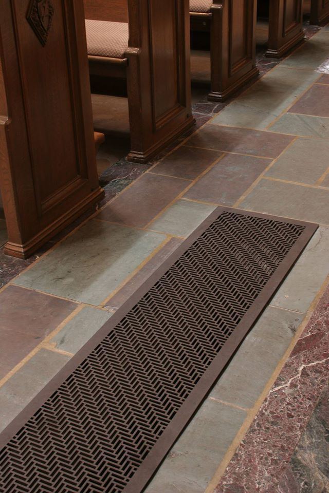 Metal vent cover grille floor register (With images