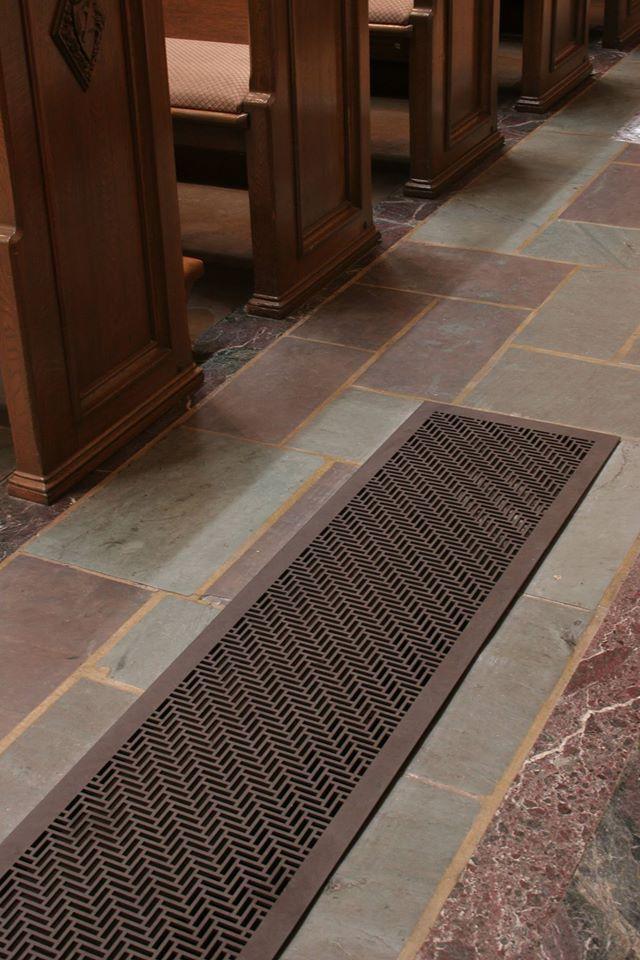 Metal vent cover grille floor register Decorative Vent