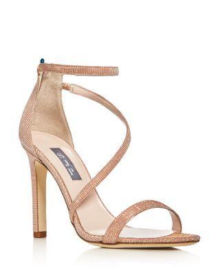 d2ea0d807c8 SJP BY SARAH JESSICA PARKER Serpentine Glitter High Heel Sandals ...