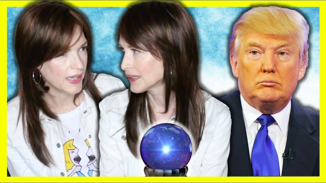 Psychic Twins and their prediction about Donald Trump | Best Psychic