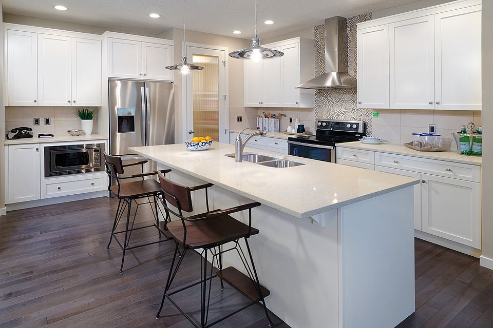 What Word Would You Use To Describe This Kitchen Refreshing