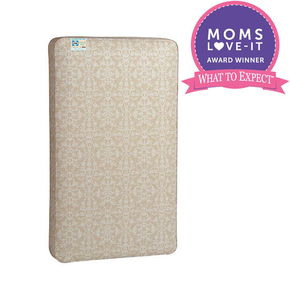 sealy precious rest crib toddler mattress sealy mattresses toys