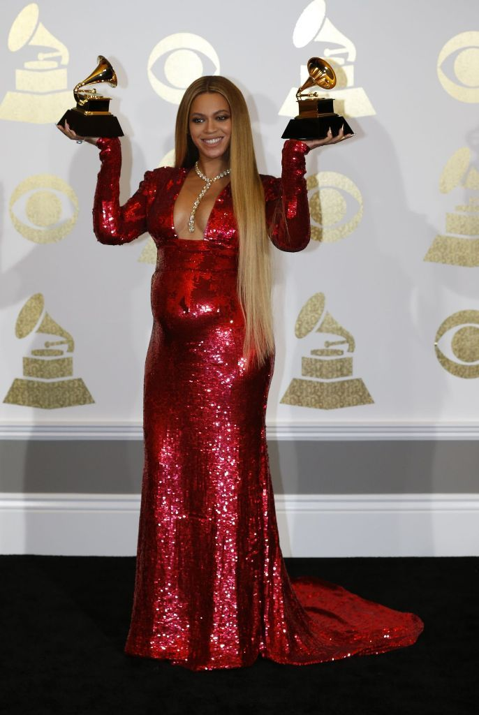 The 2017 Grammy Awards Fab Fashion Fix Fashion Beyonce Pictures Beyonce Pregnant