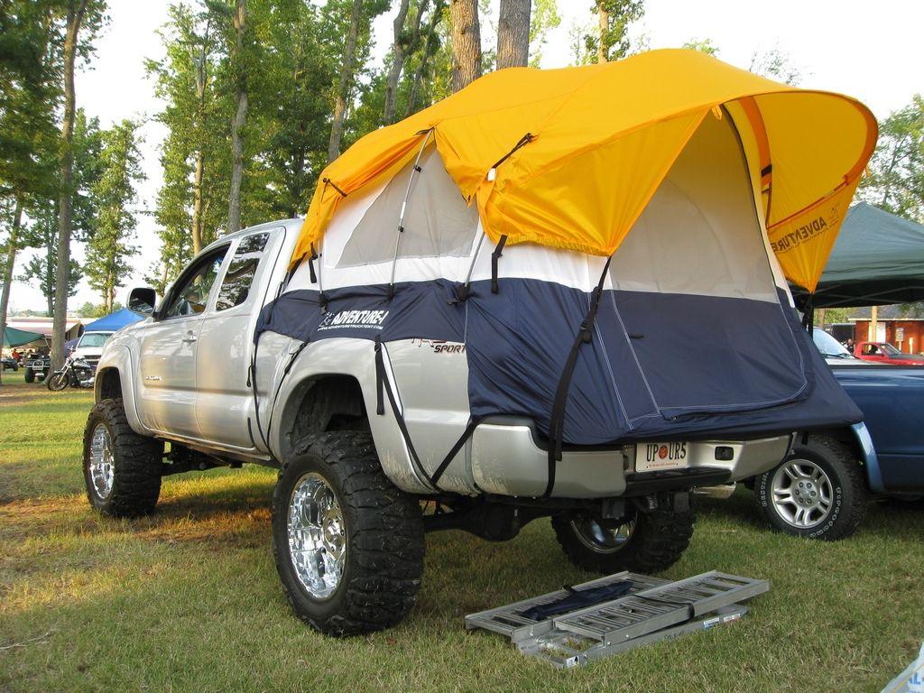 Adventure Truck Tent Truck bed tent, Toyota