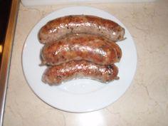Maltese sausages #maltese_cuisine #maltafood