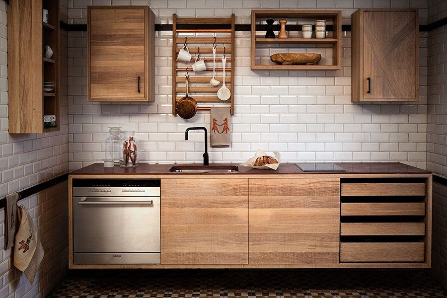 Kitchen of the Week: A Modular Setup from Sweden | Cocinas ...