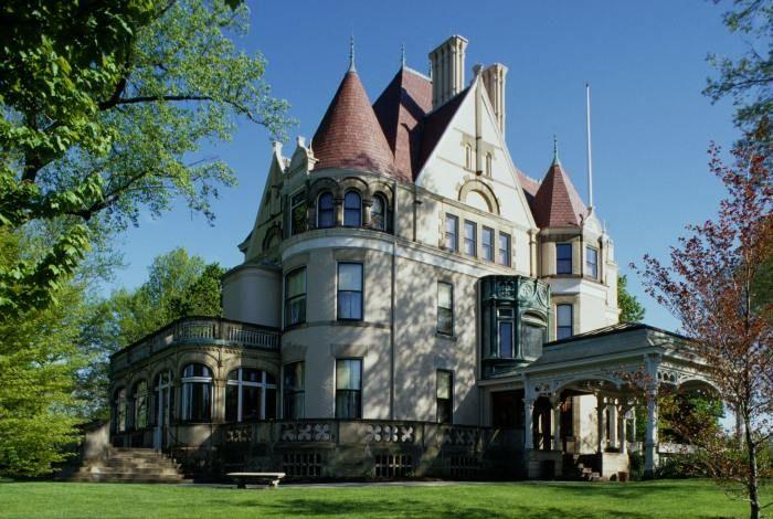 Frick Mansion