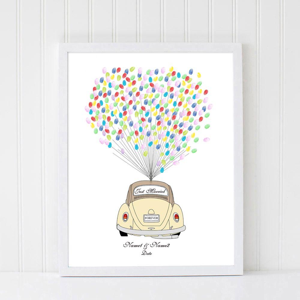 goedkope bruiloft auto huwelijkscadeau gratis custom naam