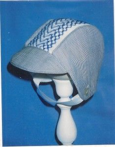 Scan bonnet | Finally a way to include some smocking for your boy that even the ...