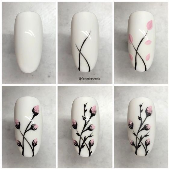 Photo of 40 Easy and Simple Steps for Nail Art