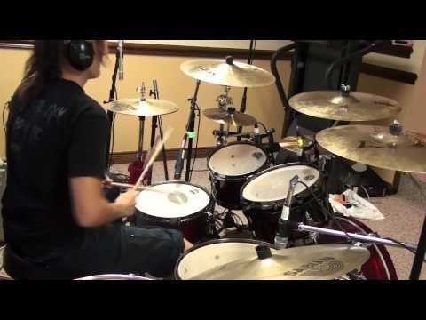 Green Day Basket Case Drum Cover Youtube Drumming Practice
