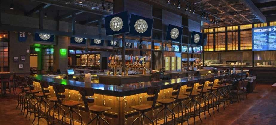 TAP at MGM Grand Detroit, MI Sports bar, Restaurant