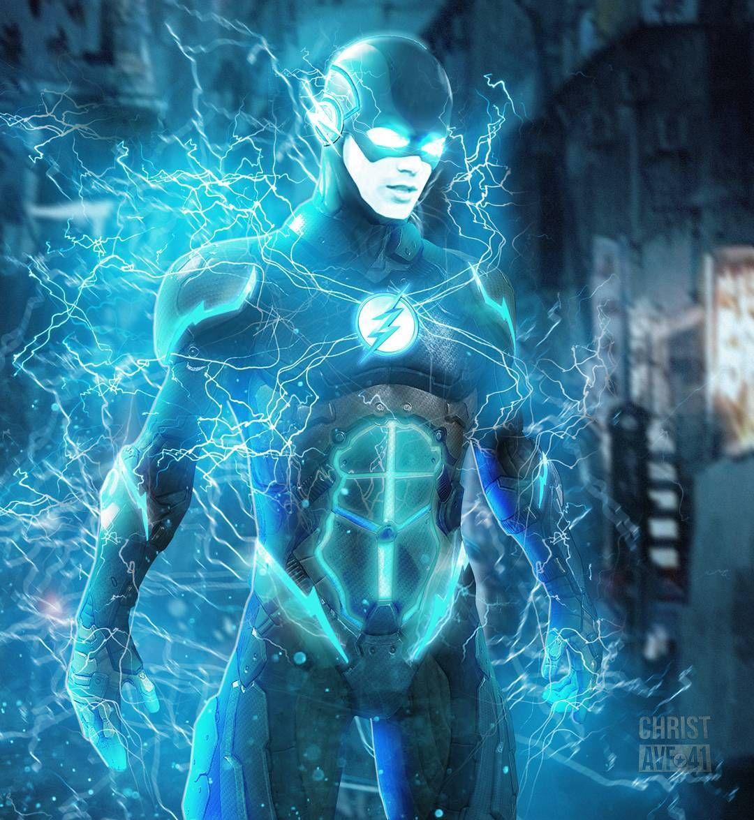 The Flash Flash Wallpaper Speedster Superhero Superhero Art
