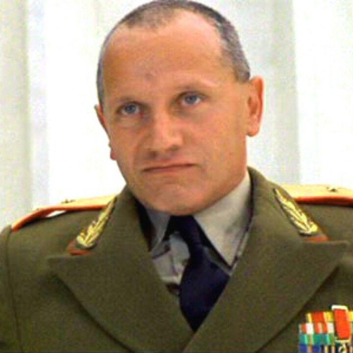General Orlov (Octopussy) | Movie Villains & Bad Guys ...