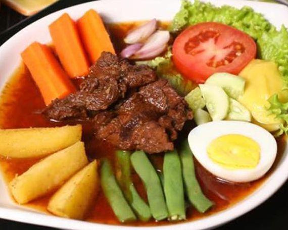Resep Selat Solo Resep Masakan Masakan Resep