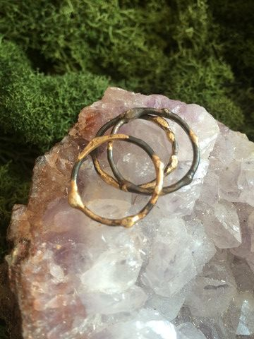 Variance Objects Embedded Skinny Rings – MMW at Revolver | On land, at sea & everything in between