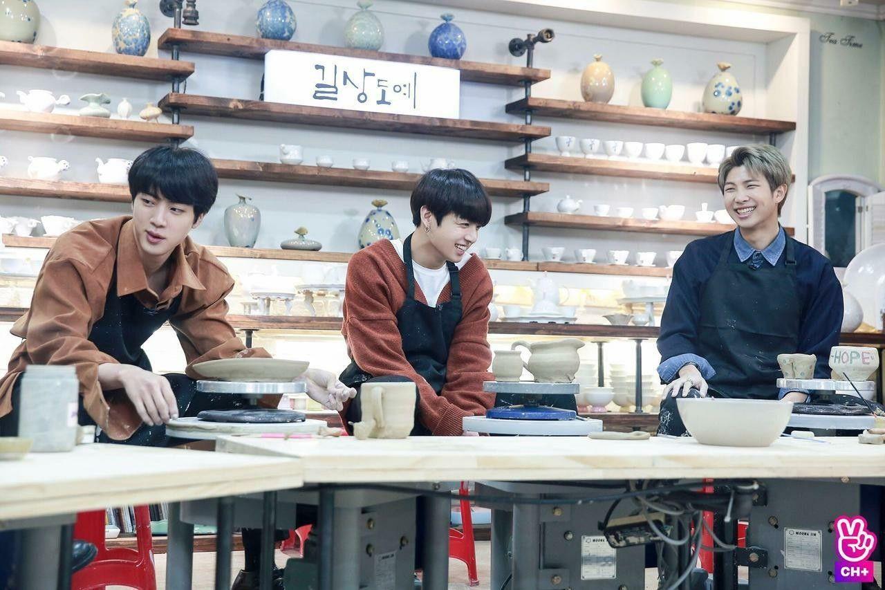 [BTS V OFFICIAL] - RUN BTS! 2018 - Epi.46 Behind the scene