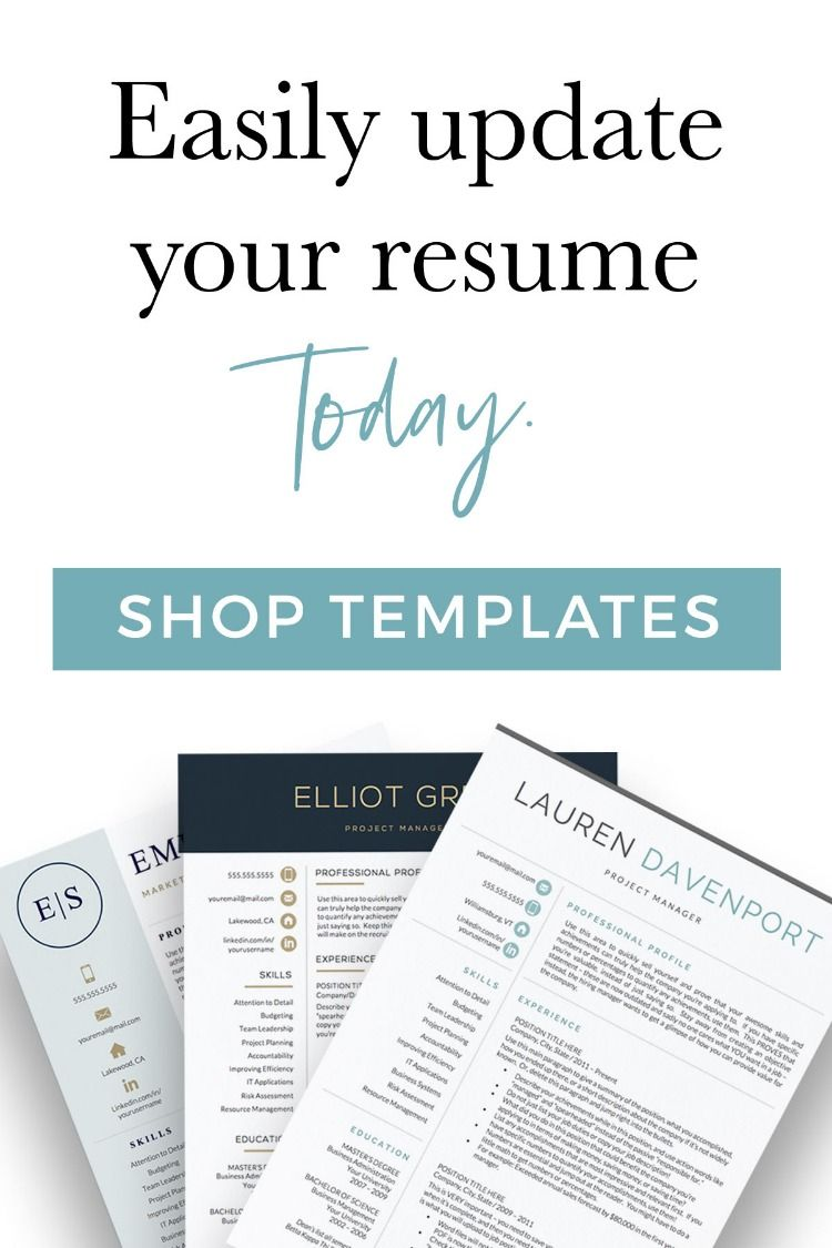 Swipe Makeover Your Resume With A Professionally Designed