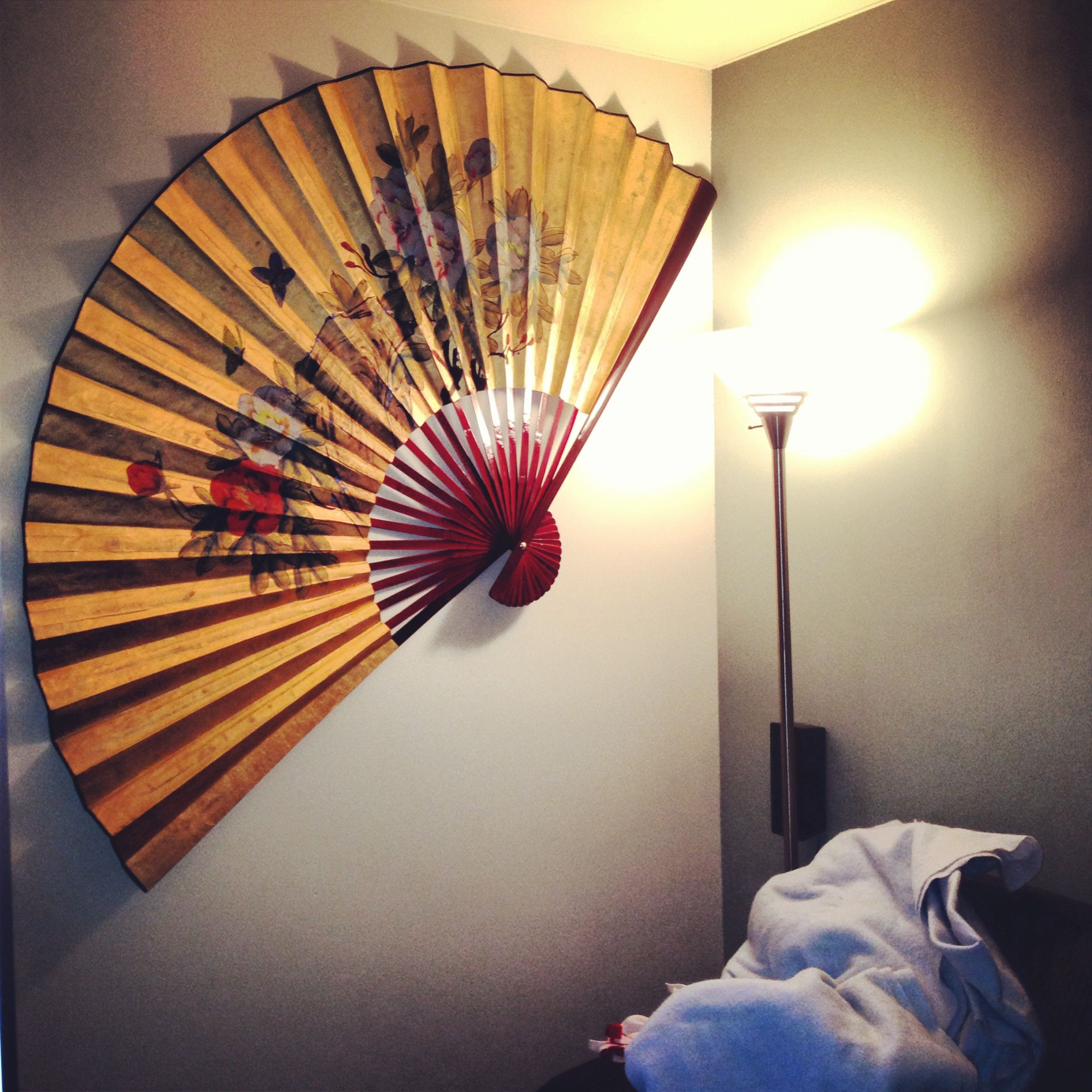 Japanese Fan Decor Japanese Decor Decor Japanese Fan