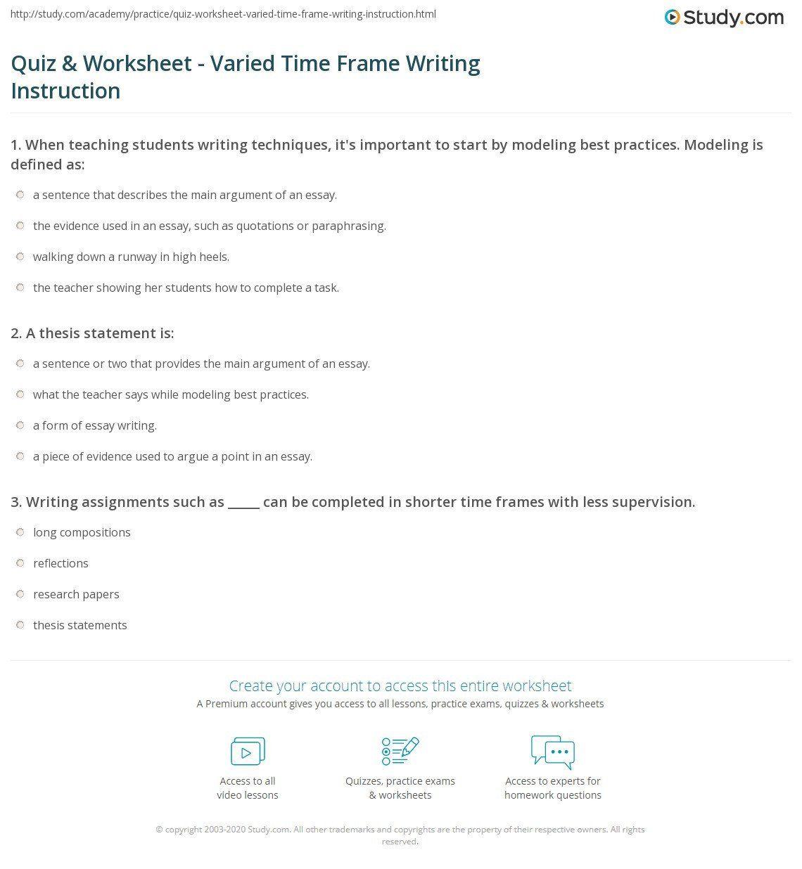 Paraphrasing Worksheets 4th Grade Paraphrasing Sentences Worksheet Writing Instruction Worksheets Student Writing