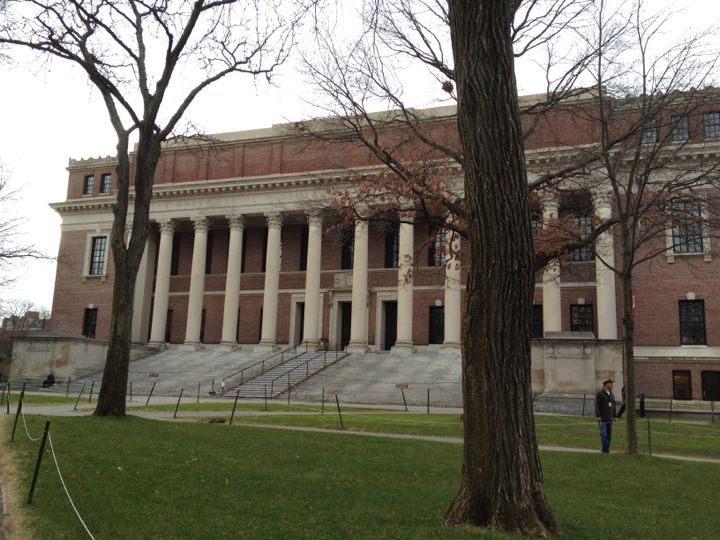 Widener Library Around The Worlds Harvard Students Social Science