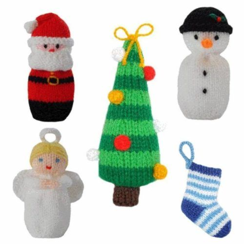 Free Christmas Knitting Patterns To Enjoy Projects Pinterest