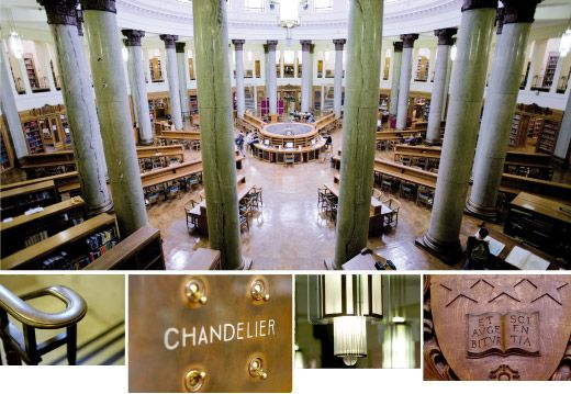 Inside The Gorgeous Brotherton Library At University Of Leeds