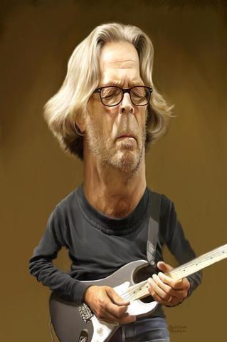 Eric Clapton - www.remix-numerisation.fr - Rendez vos souvenirs durables ! - Sauvegarde - Transfert - Copie - Restauration de bande magnétique Audio - Numérisation vidéo VHS, VHSC, SVHSC, Video8, Hi8, Digital8, MiniDv et Laserdisc