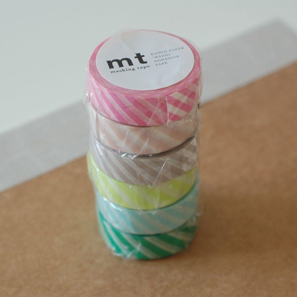Masking tape - Les larges rayures | Milk & Paper
