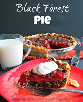 Double the Deliciousness: Black Forest Pie