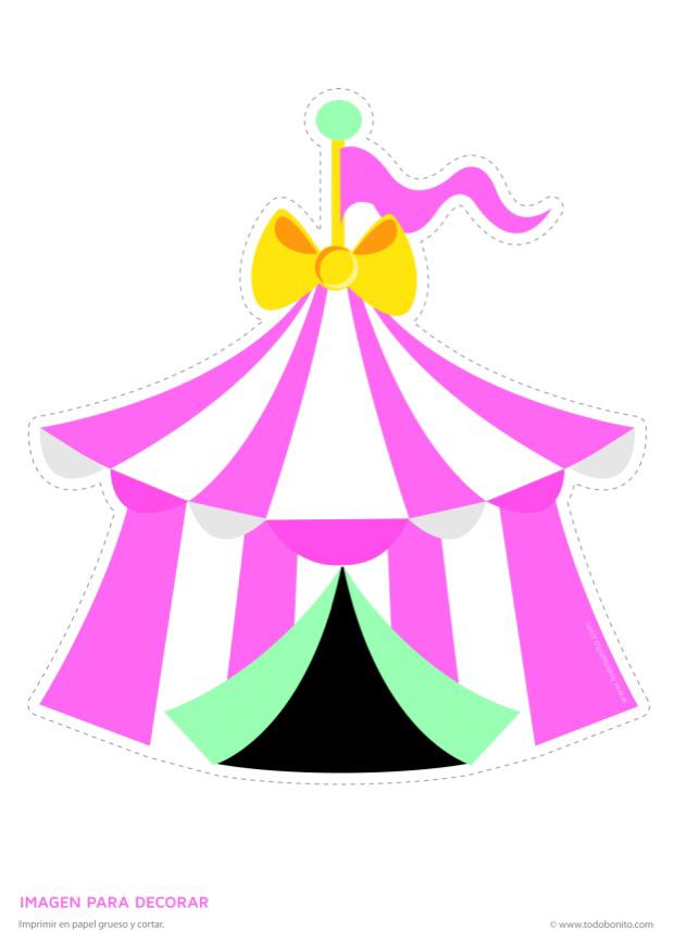 Img 3263 Png Decoracao Circo Rosa Decoracao Circo Decoracao