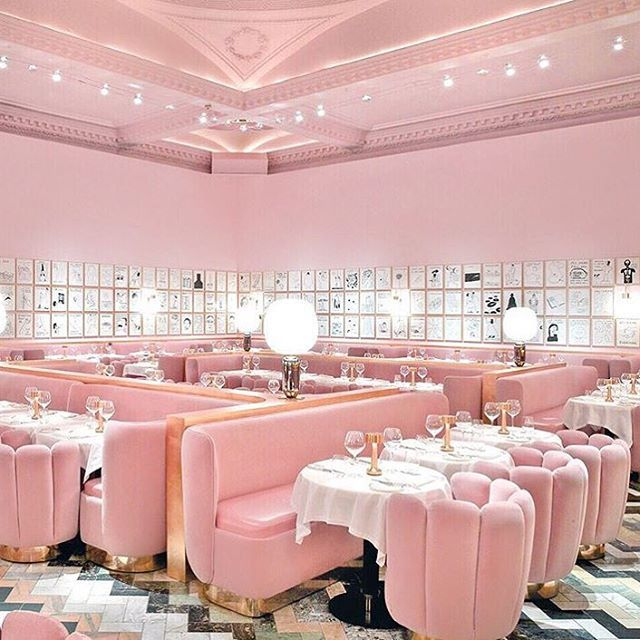 Wednesday\'s interior delights ••• #sketch #allabouttheblush ...